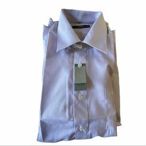 Giorgio Armani Long Sleeve Dress Shirt NWT Sz 18